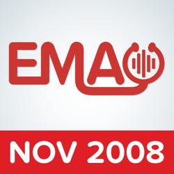 EMA November 2008 Artwork