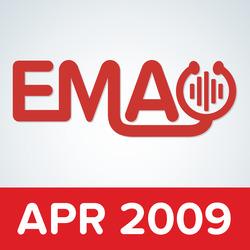 EMA April 2009 Artwork