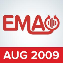 EMA August 2009 Artwork