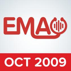EMA October 2009 Artwork