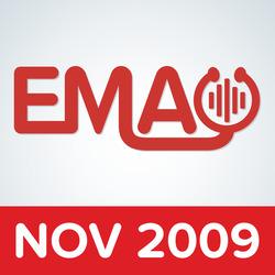 EMA November 2009 Artwork