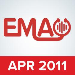 EMA April 2011 Artwork