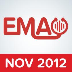 EMA November 2012 Artwork