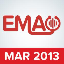 EMA March 2013 Artwork