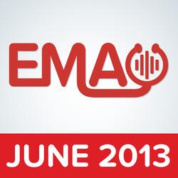 EMA June 2013 Artwork