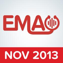 EMA November 2013 Artwork