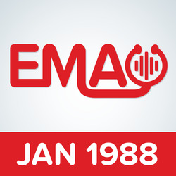 EMA January 1988 Artwork