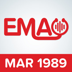 EMA March 1989 Artwork
