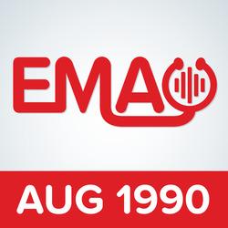 EMA August 1990 Artwork