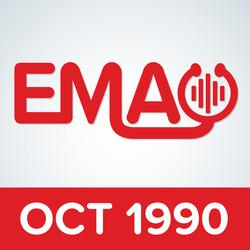 EMA October 1990 Artwork
