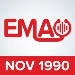 EMA November 1990 Artwork