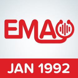EMA January 1992 Artwork
