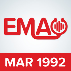 EMA March 1992 Artwork