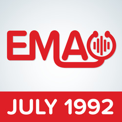 EMA July 1992 Artwork