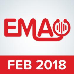 EMA 2018 February Artwork
