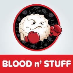 Blood n' Stuff Artwork
