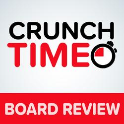 Crunch Time Mix Artwork