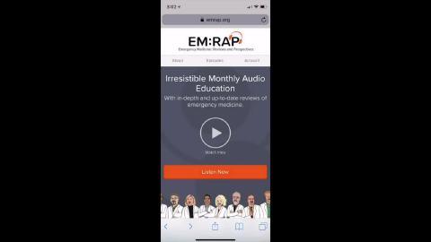 Podcast & App Setup | EM:RAP